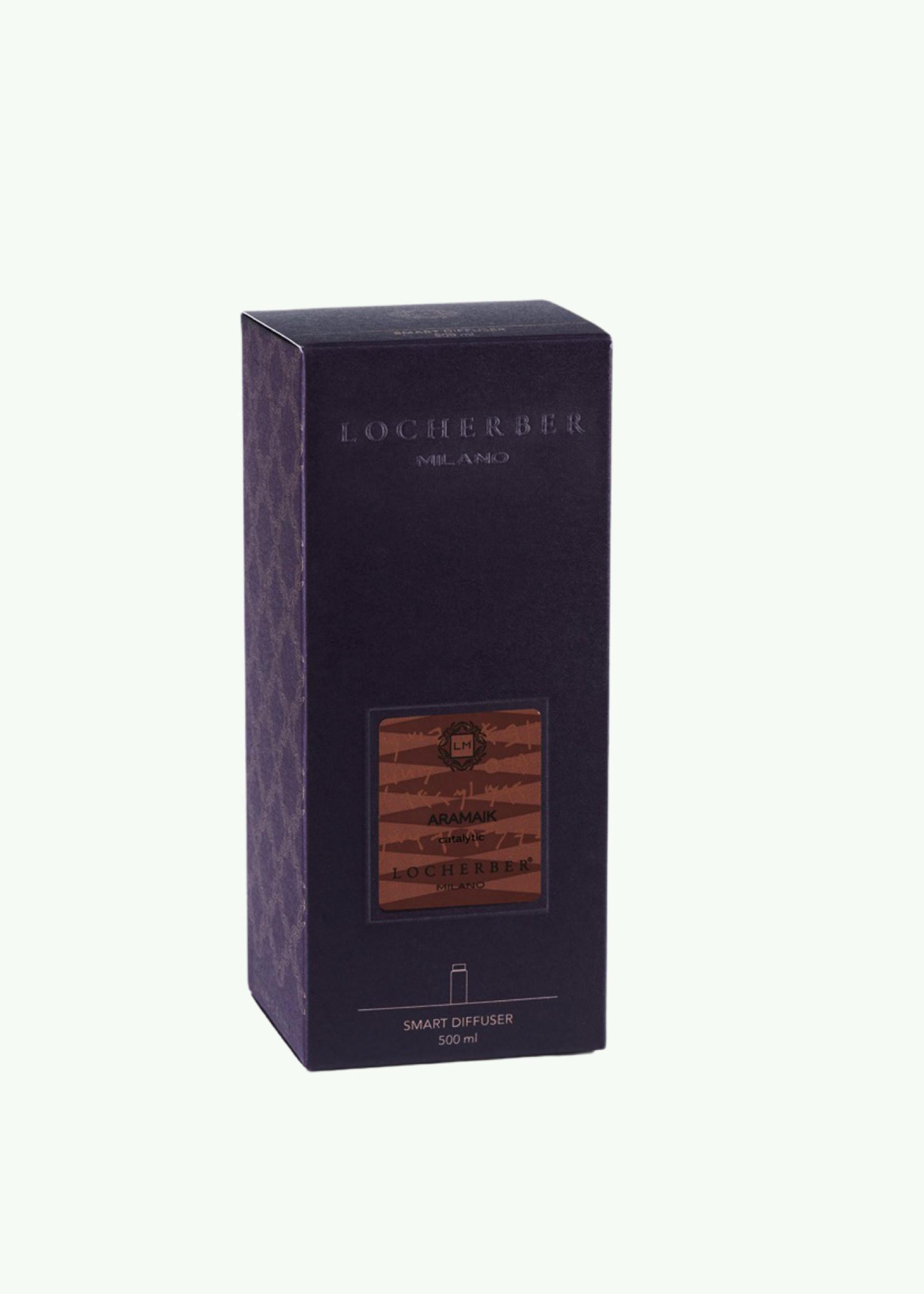 Locherber Locherber - Aramaik - Navulfles 500 ml