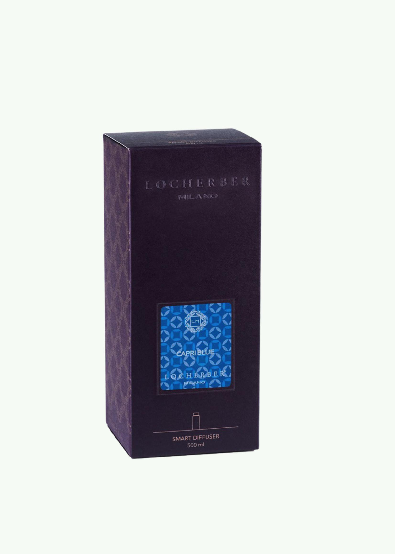 Locherber Locherber - Capri Blue - Navulfles 500 ml