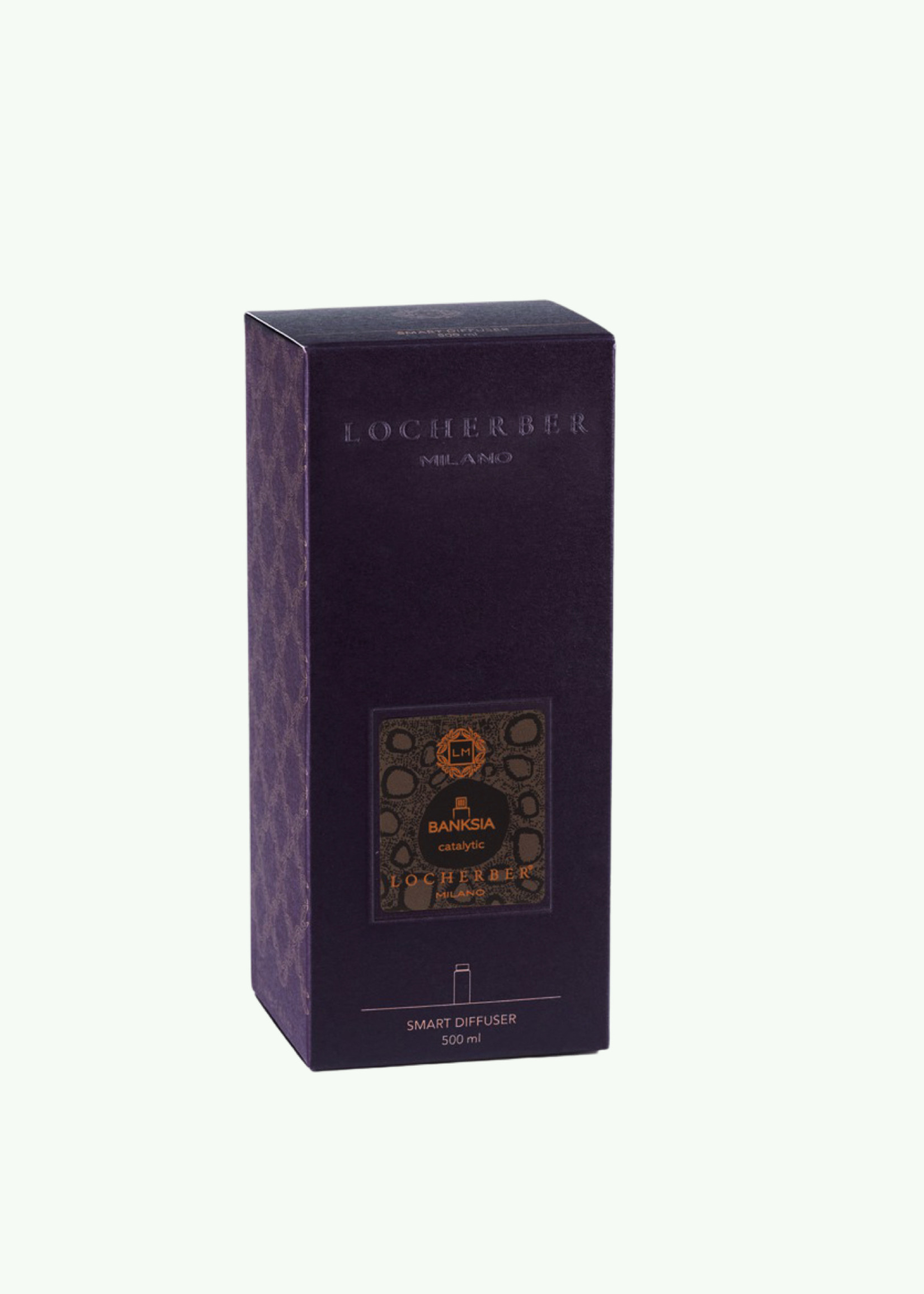 Locherber Locherber - Banksai - Refill bottle 500 ml