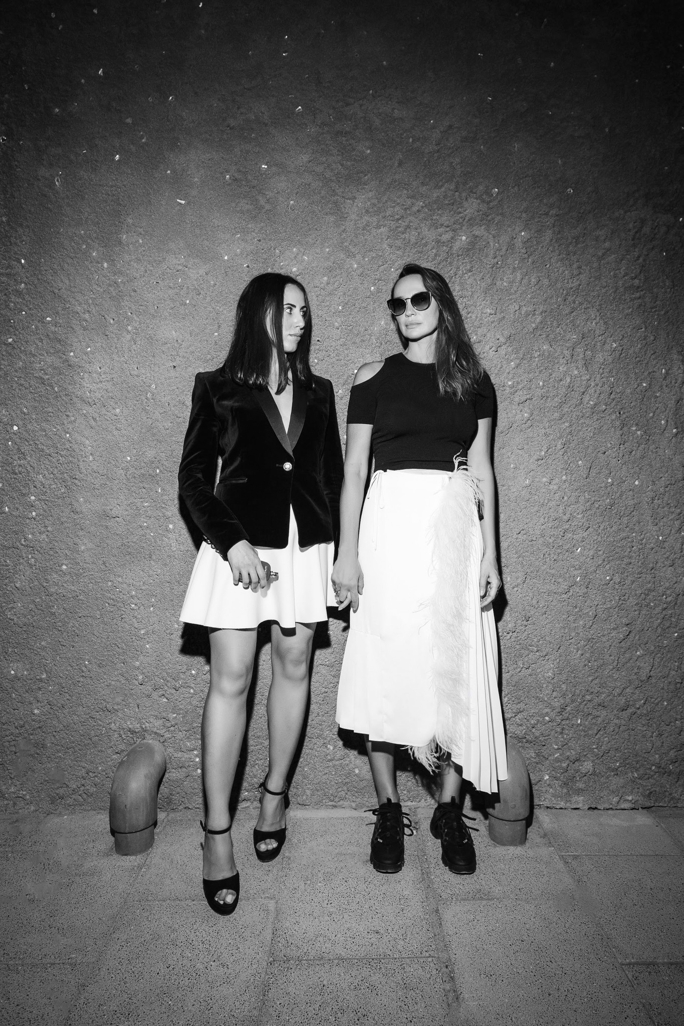 Maison Sybarite - Annabel and Katia