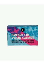 Savonneries Bruxelloises Savonneries Bruxelloises & BBP - Fresh up your game ! - Savon 100 gr
