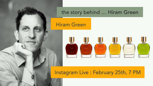 het verhaal achter ... Hiram Green