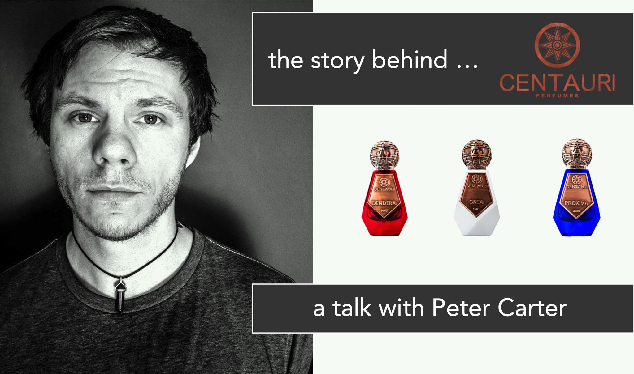 the story behind ... Centauri