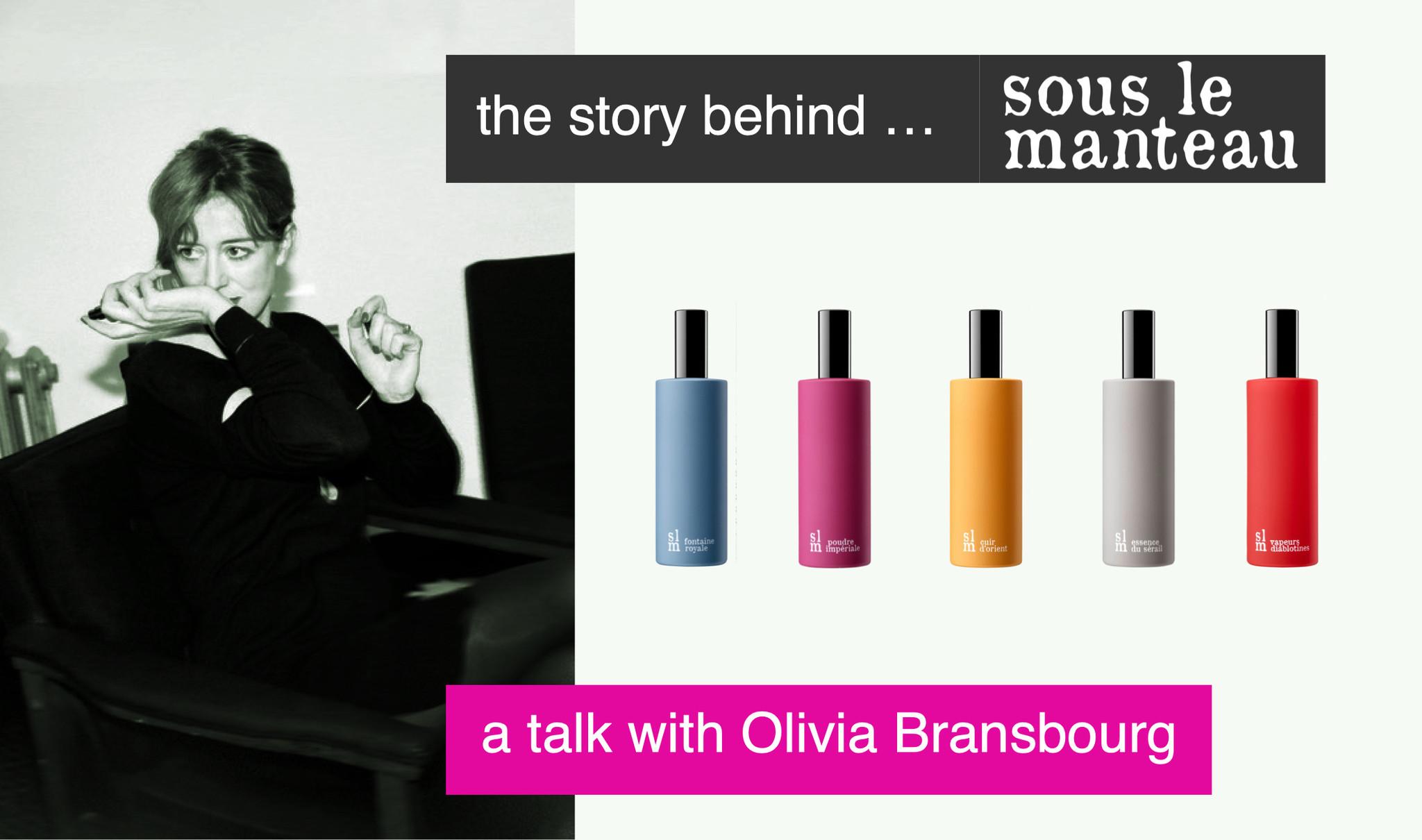 The story behind ... Sous le Manteau