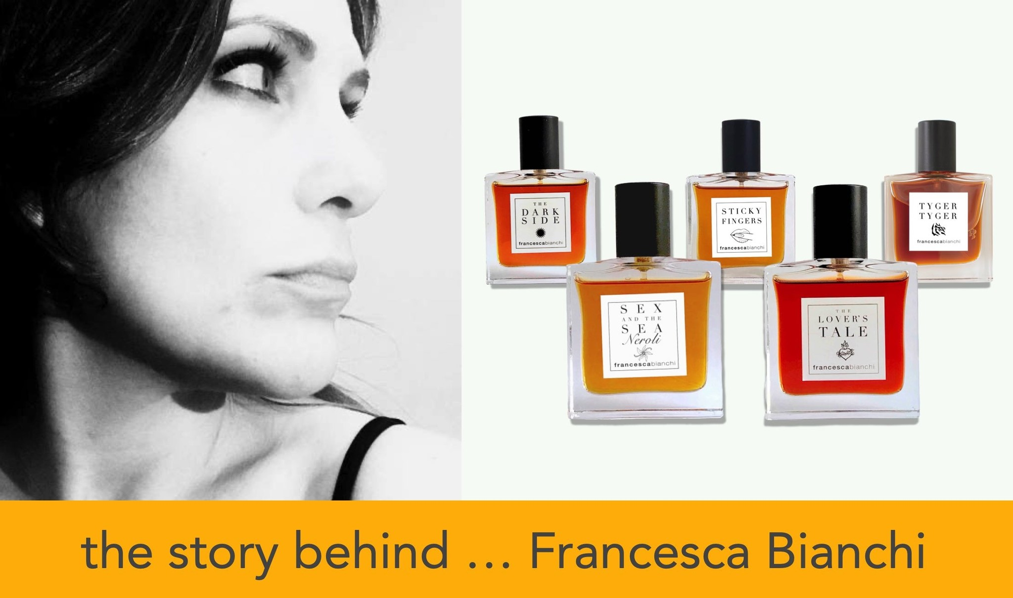 the story behind ... Francesca Bianchi