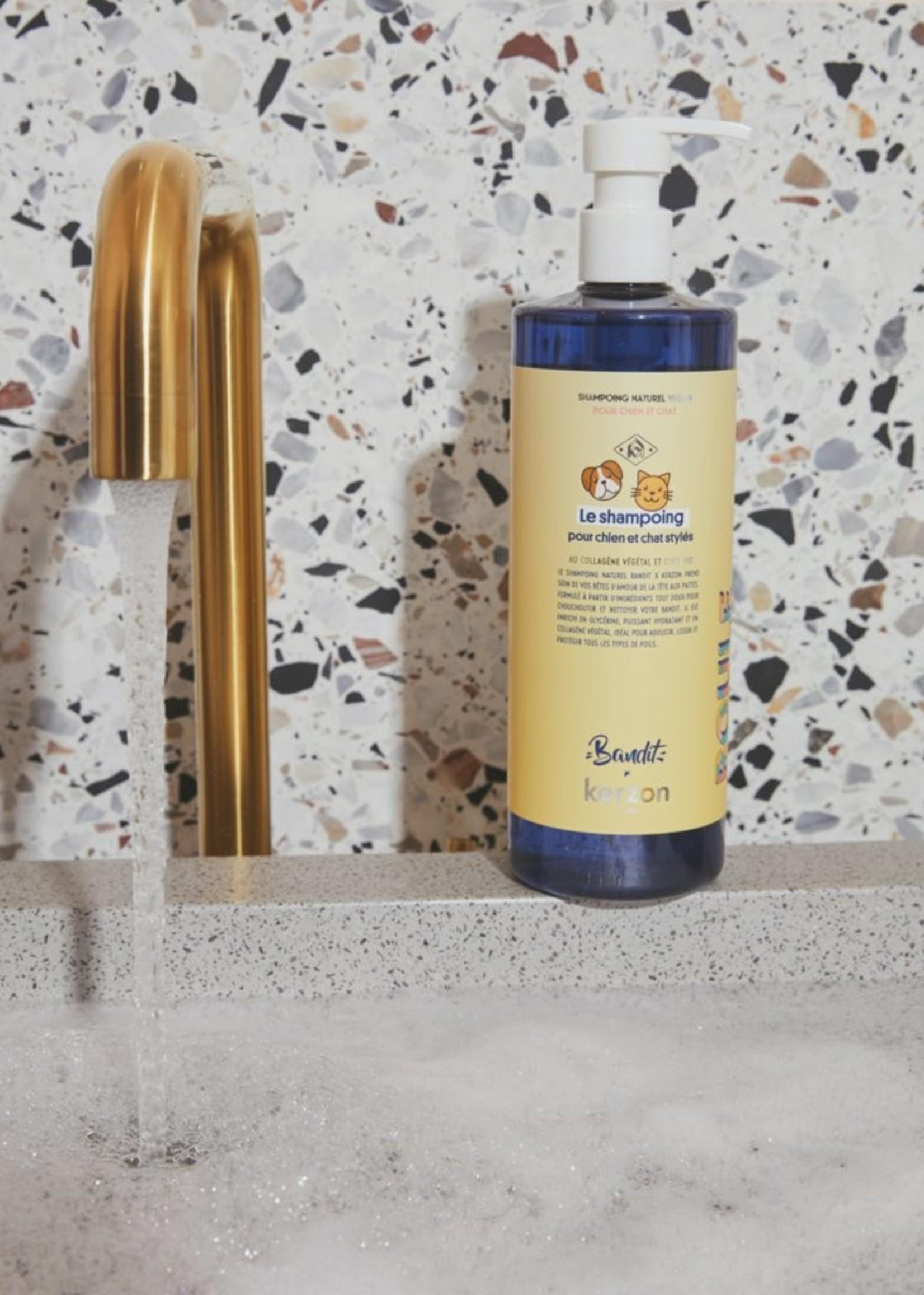 Kerzon Shampoo Dog and Cat - Kerzon x Bandit