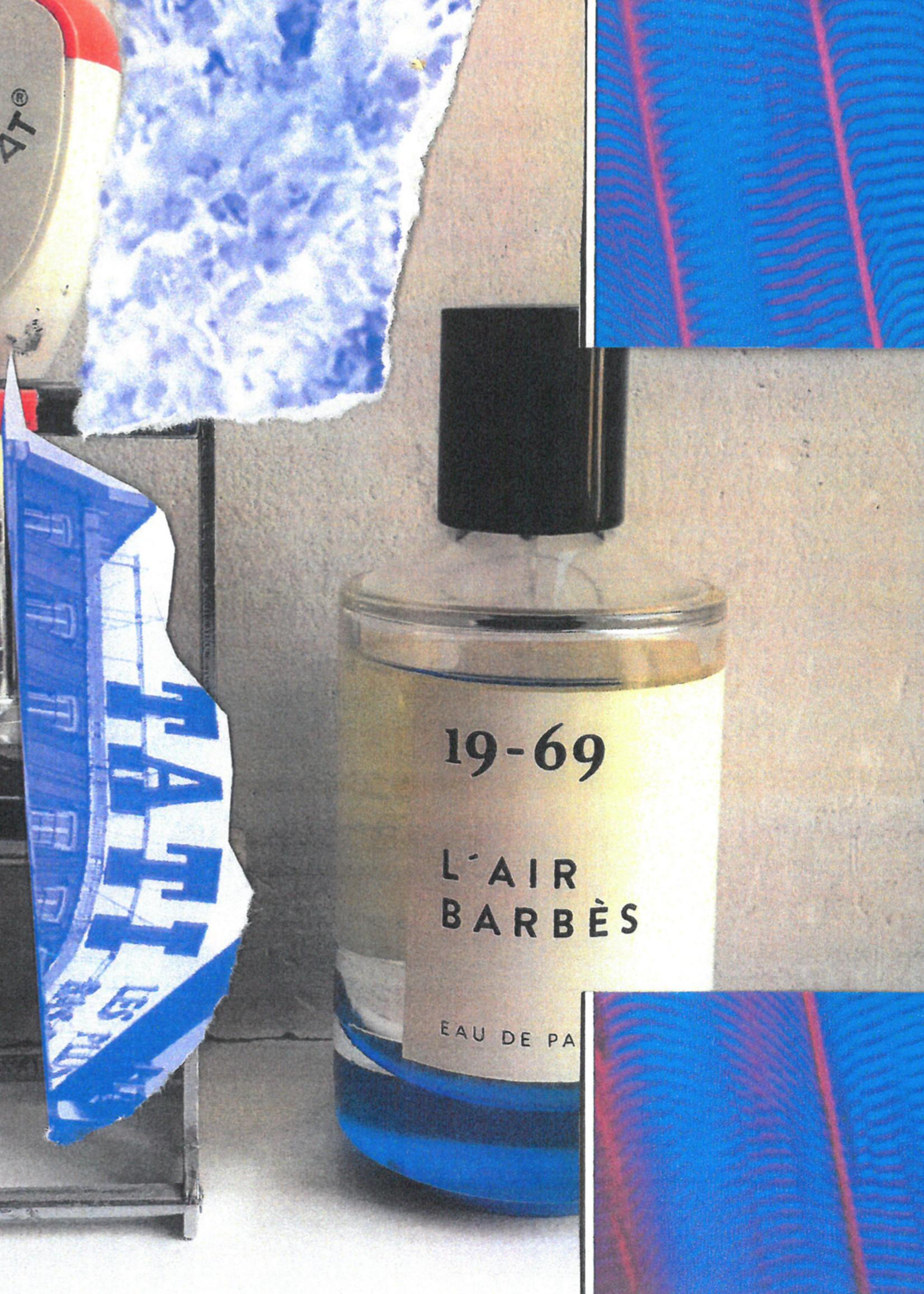 Nineteen Sixty Nine Nineteen sixty nine - L'air Barbès - Eau de Parfum