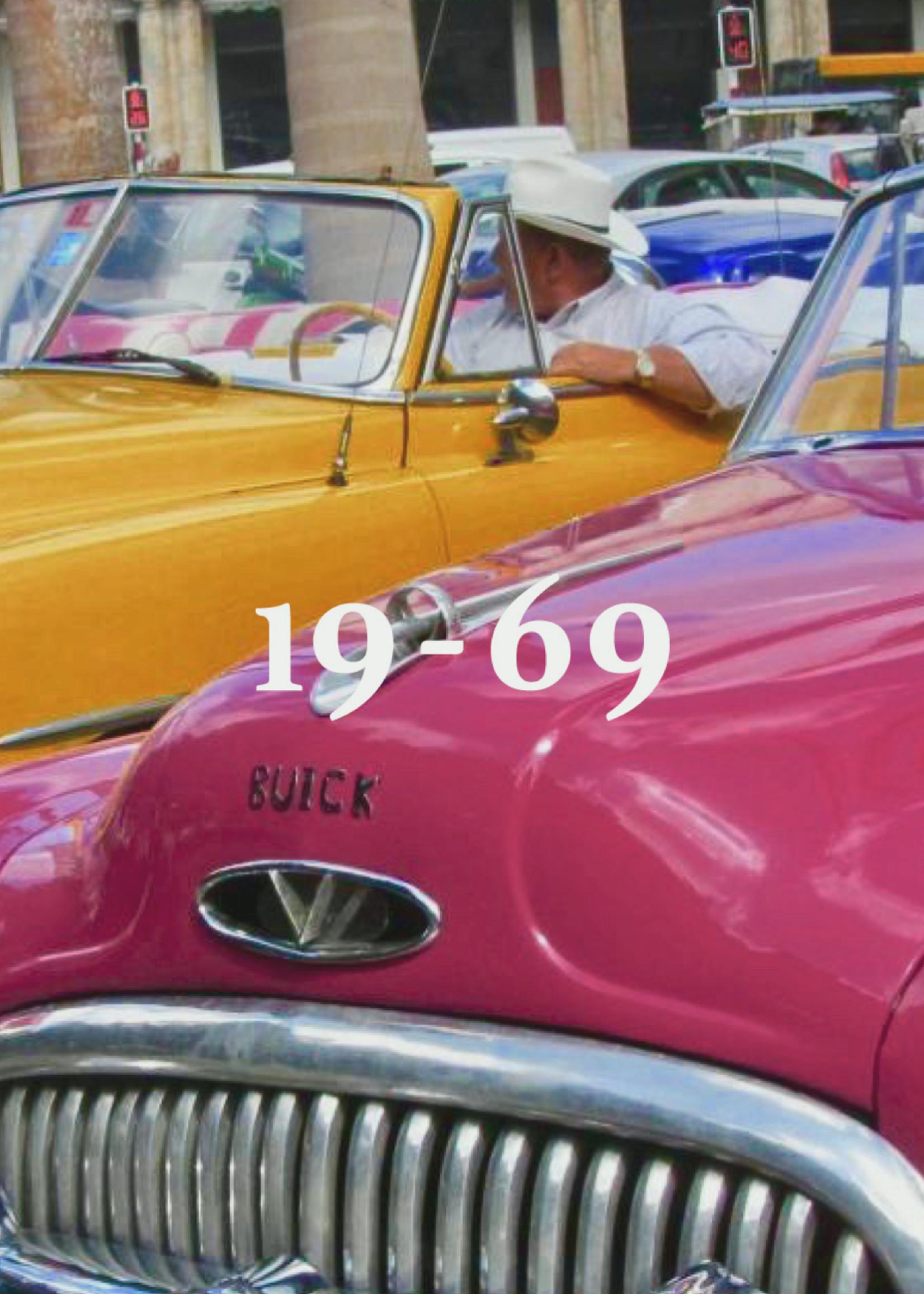 Nineteen Sixty Nine Nineteen Sixty Nine - La Habana - Eau de Parfum