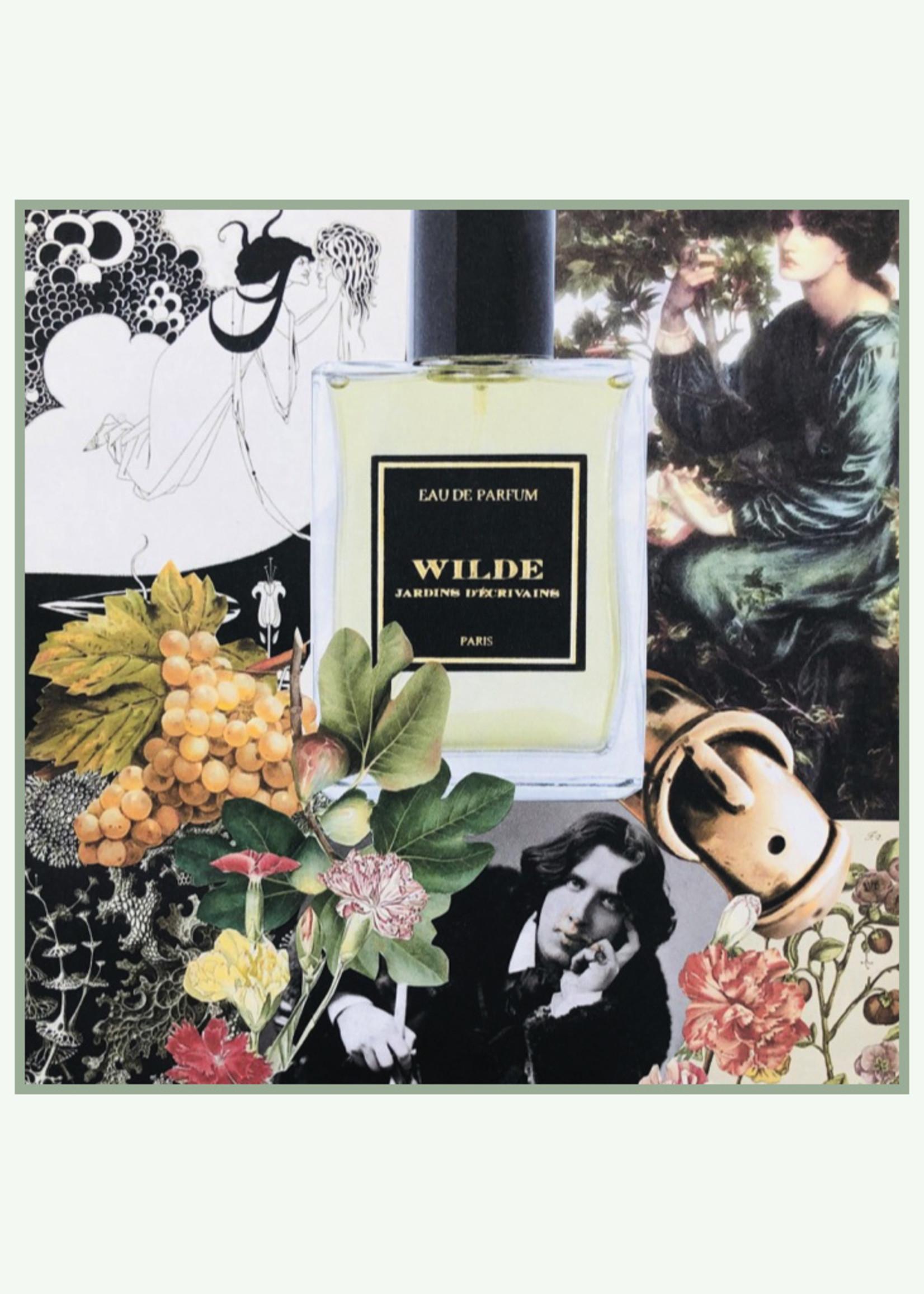 Jardins d'ecrivains Jardins d'écrivains - Wilde - Eau de Parfum