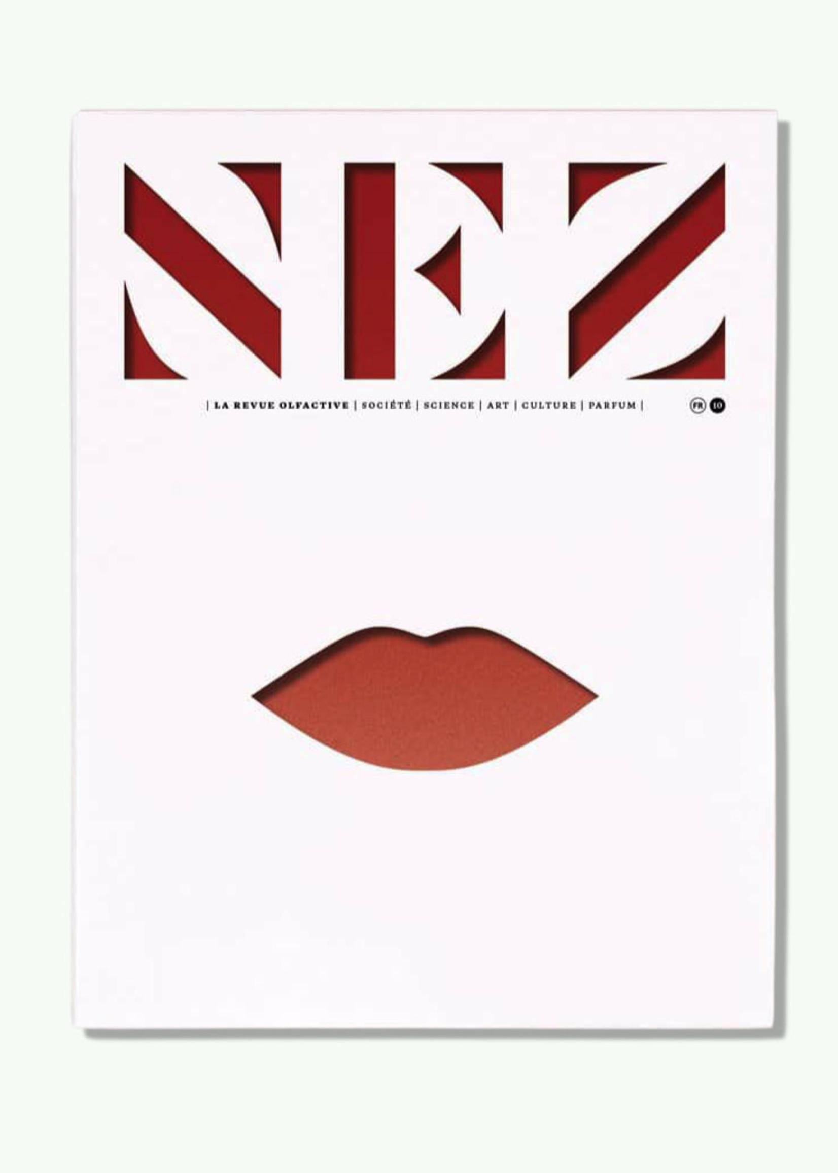 NEZ la revue olfactive NEZ n°10 - The Olfactory Magazine