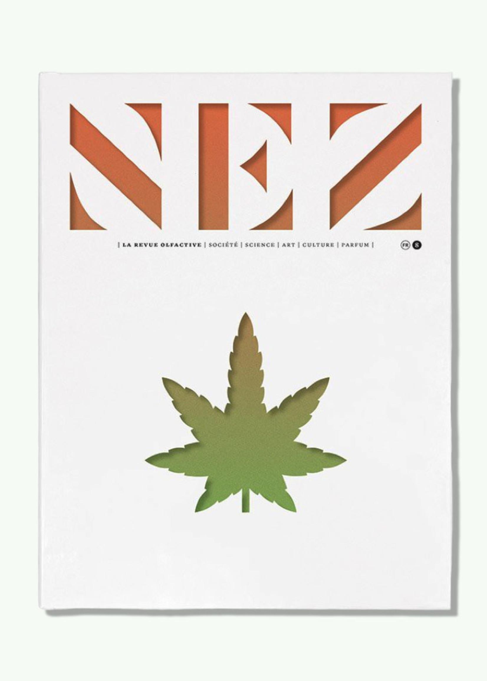 NEZ la revue olfactive NEZ n°8 - The Olfactory Magazine