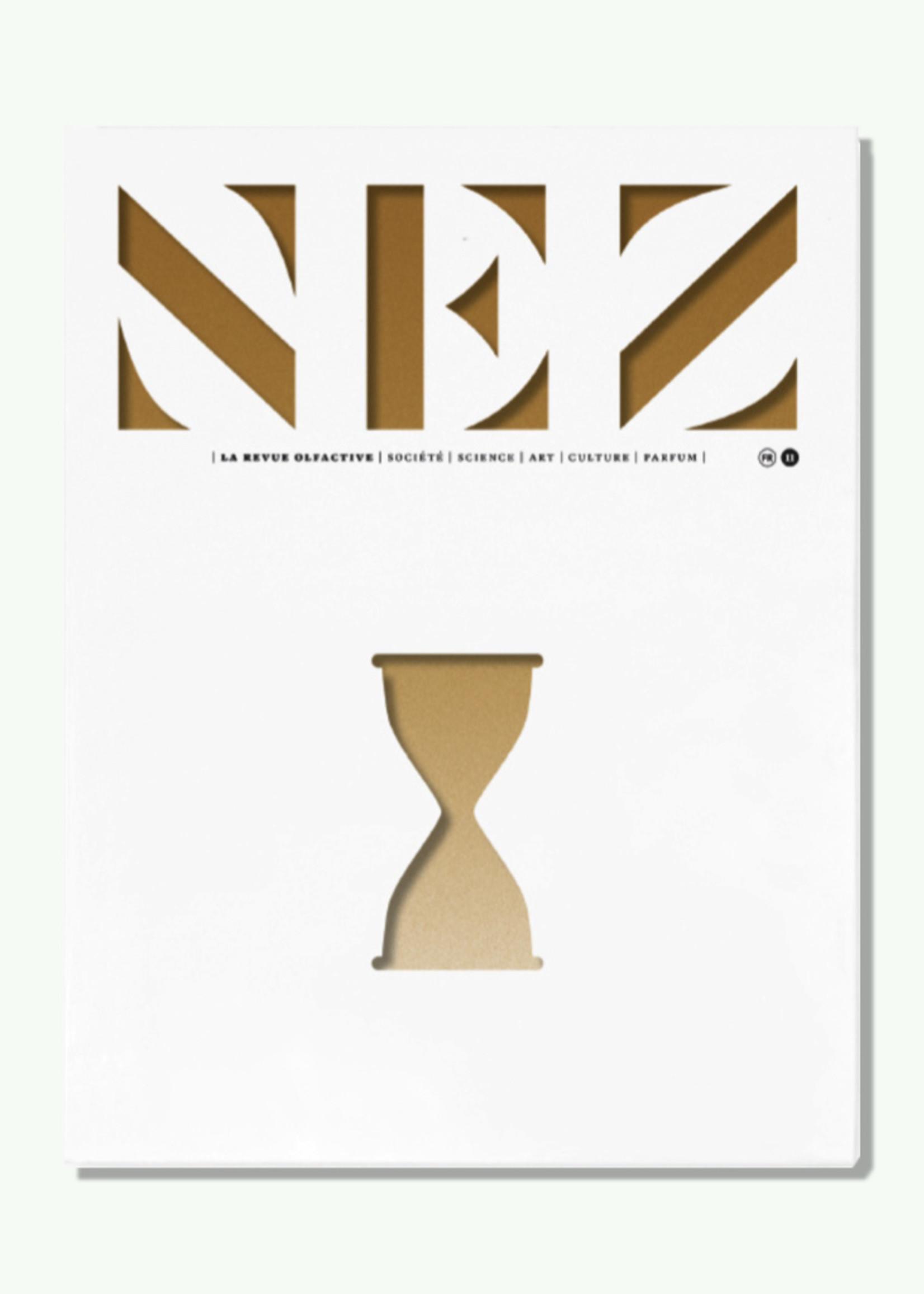 NEZ la revue olfactive NEZ n°11 - The Olfactory Magazine