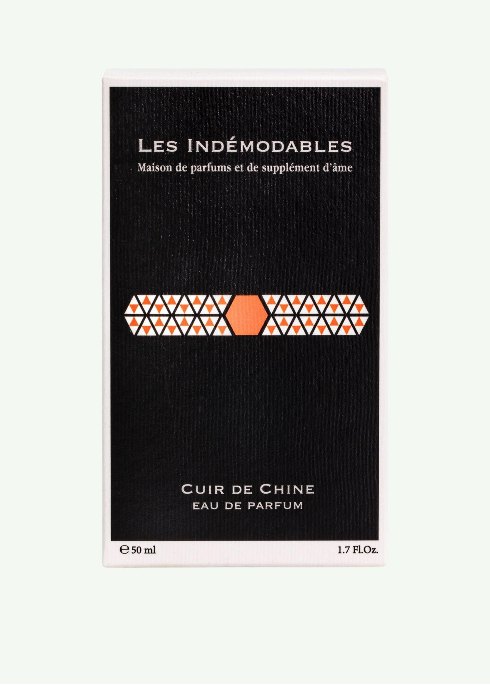 Les Indémodables Les Indémodables - Cuir de Chine - Eau de Parfum
