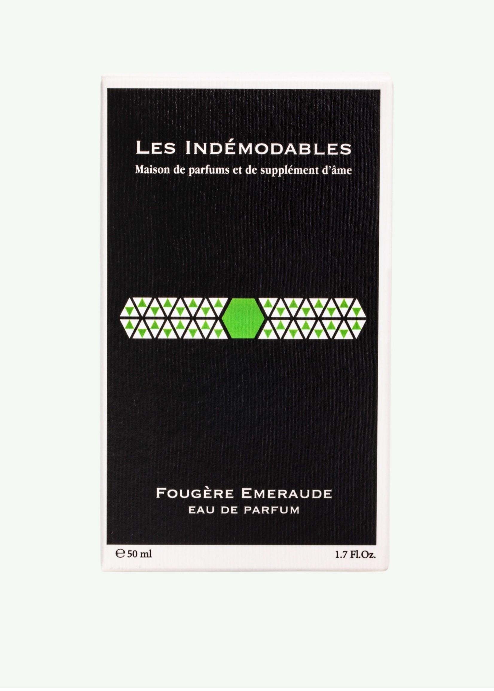 Les Indémodables Les Indémodables - Fougère Emeraude - Eau de Parfum