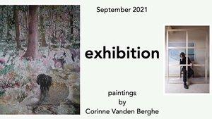 Exhibition ... Corinne Vanden Berghe