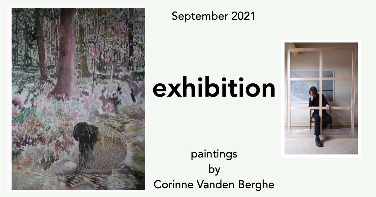 Tentoonstelling ... Corinne Vanden Berghe