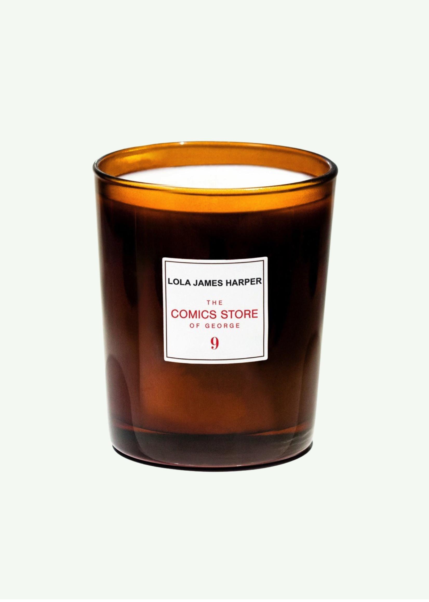 Lola James Harper Lola James Harper - The Comics Store of George - Scented Candle 190 gr