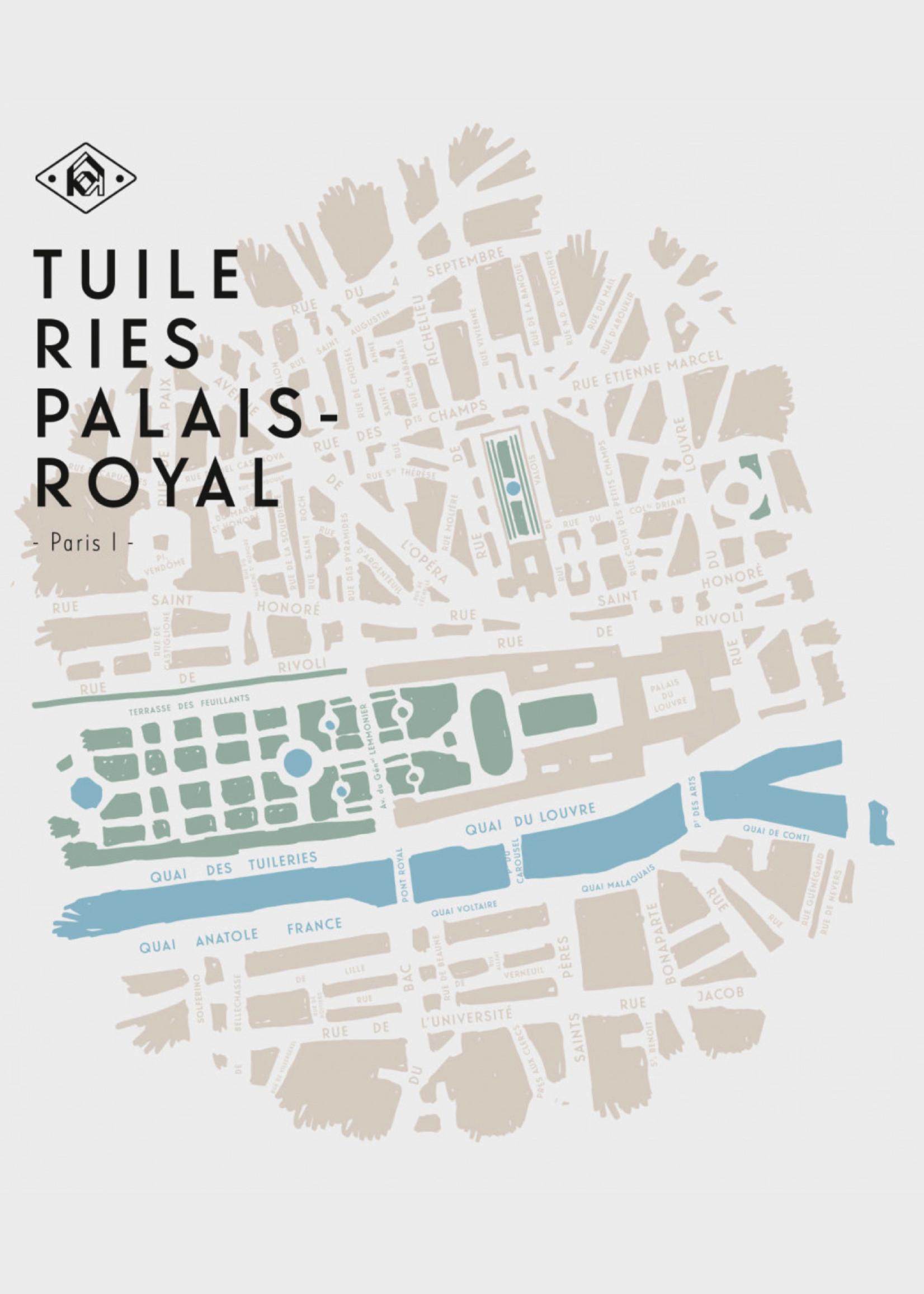Kerzon Kerzon - Tuileries Palais-Royal - Geurspray