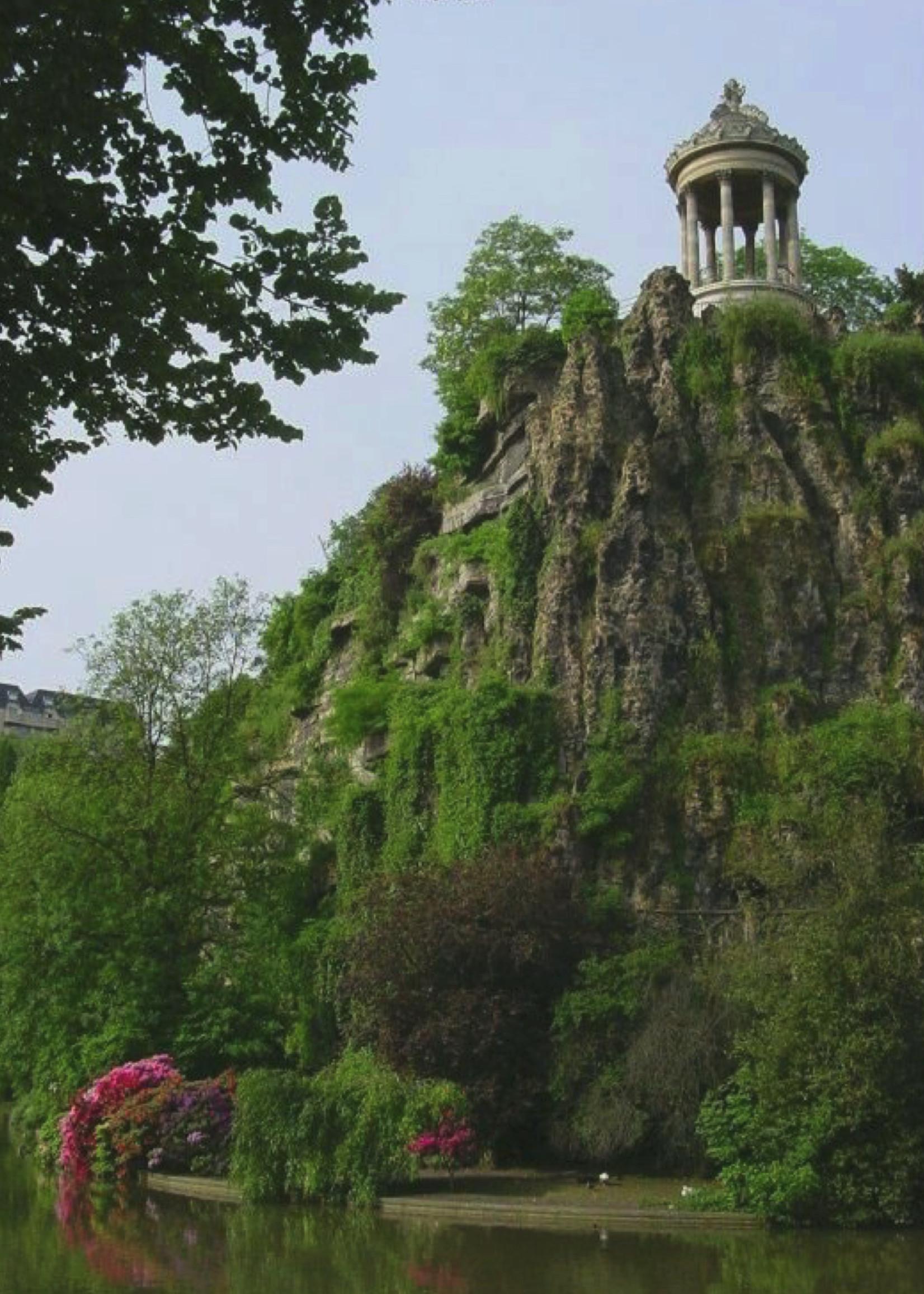 Kerzon Kerzon - Parc des Buttes-Chaumont - Geurkaars 190 gr