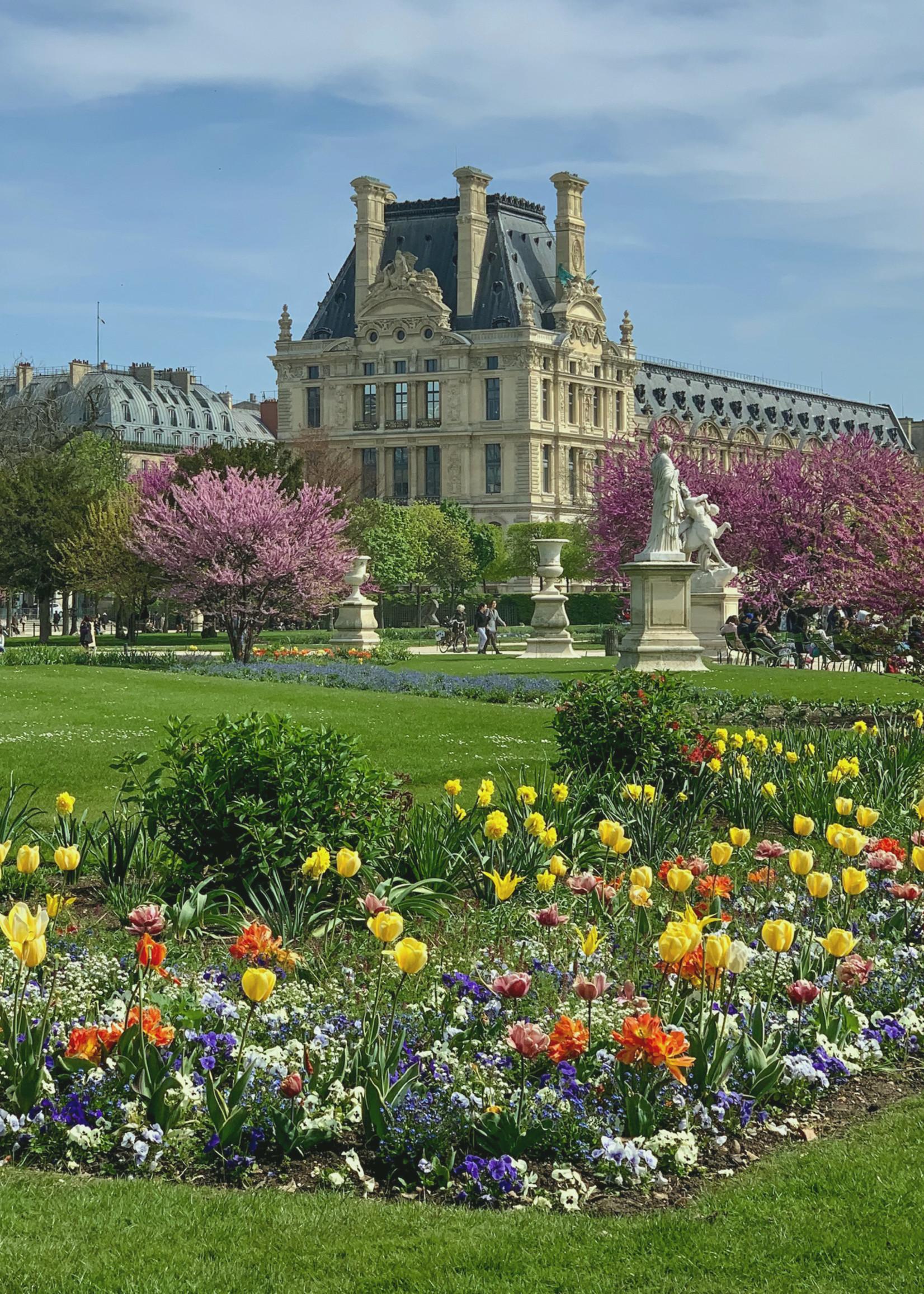 Kerzon Kerzon - Tuileries Palais-Royal - Geurkaars 190 gr