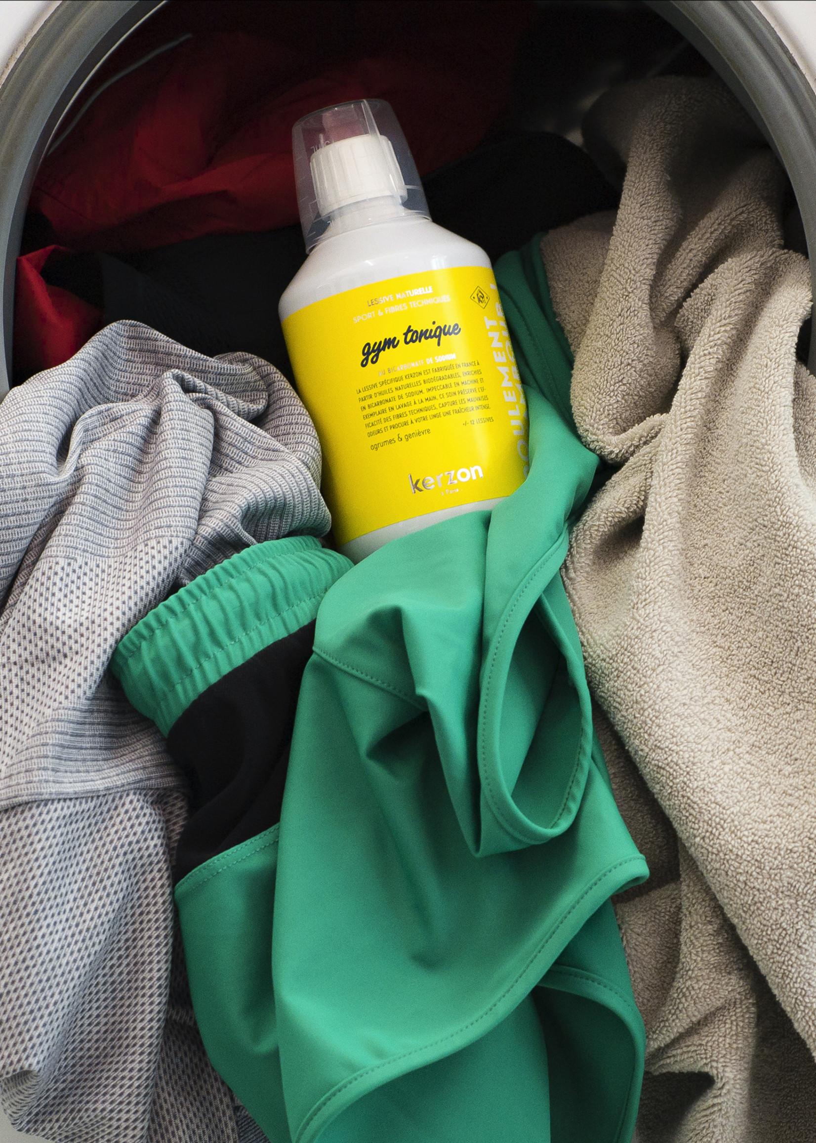 Kerzon Kerzon - Gym Tonic - Wasmiddel voor sportkledij 500 ml
