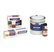 Lijm voor opblaasboten 2 Component PVC