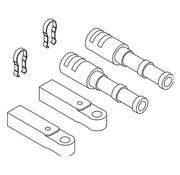 Aansluitkit voor kabels CC230 & CC330 & CCX633 voor OMC