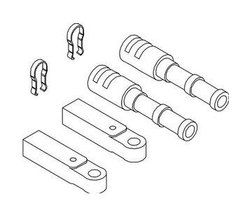 Exalto Aansluitkit voor kabels CC230 & CC330 & CCX633 voor OMC