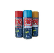 Silpar TK TK Colorspray Yamaha Dark Grey Metallic '94