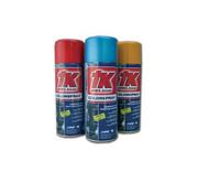 Silpar TK TK Colorspray Johnson GT Grey Metallic
