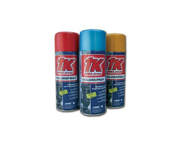 Silpar TK TK Colorspray Mercury Black