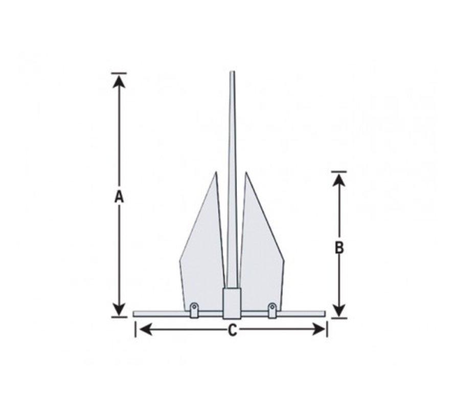 Anker Fortress 1.8 kg
