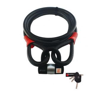 Double Lock DoubleLock Cable Lock BEAST