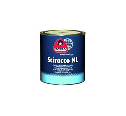 Antifouling 2.5 liter Scirocco