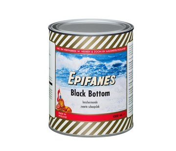 Epifanes Epifanes Black Bottom