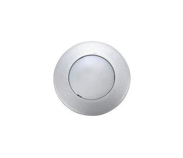 Allpa LED-Plafondlamp Aluminium