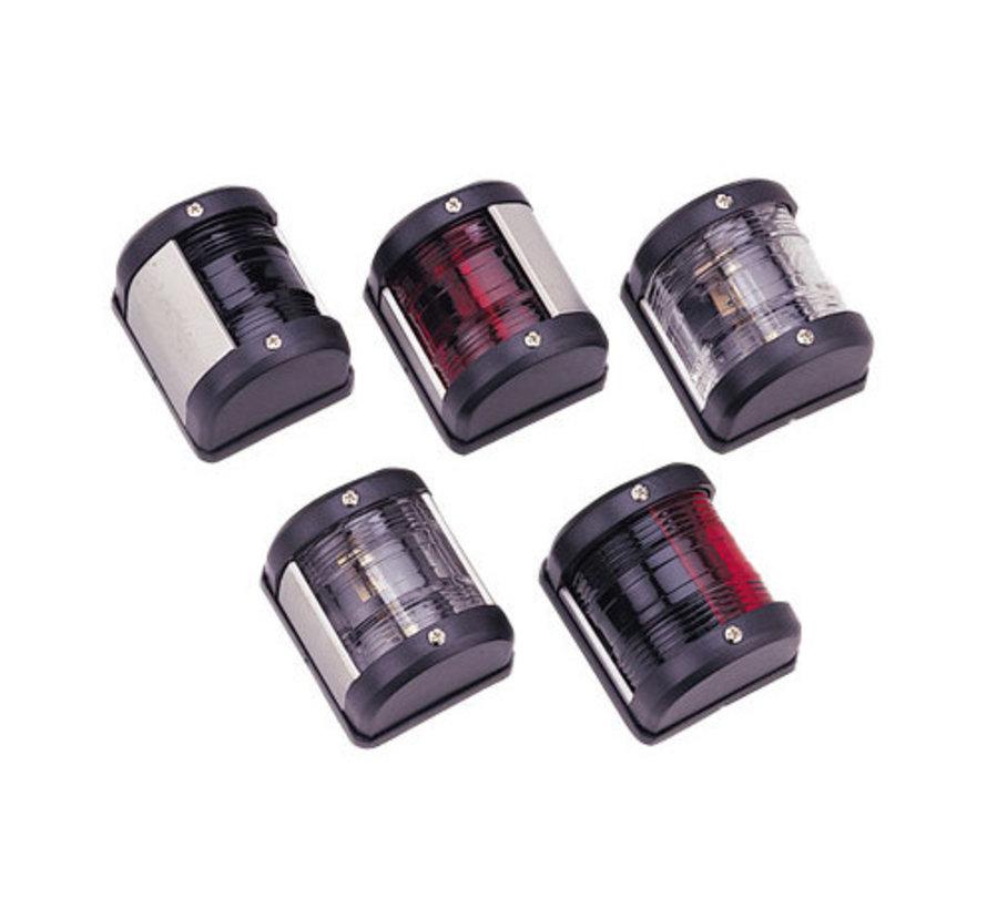 Allpa LED-Positielantaarn, Bakboord, 12V
