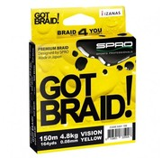 GOT BRAID Yellow