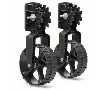 Railblaza C-Tug Dinghy wheels Puncture free