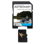 Humminbird AUTOCHART ZeroLine SD Card Europe