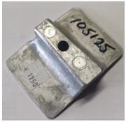 Yamaha 9.9-15-25-60 anode (61N-45251-01)