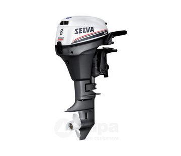 Allpa Selva 8 pk fourstroke kortstaart
