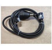 Exalto Pompbalset met 2x fuel connector voor Mercury en Yamaha
