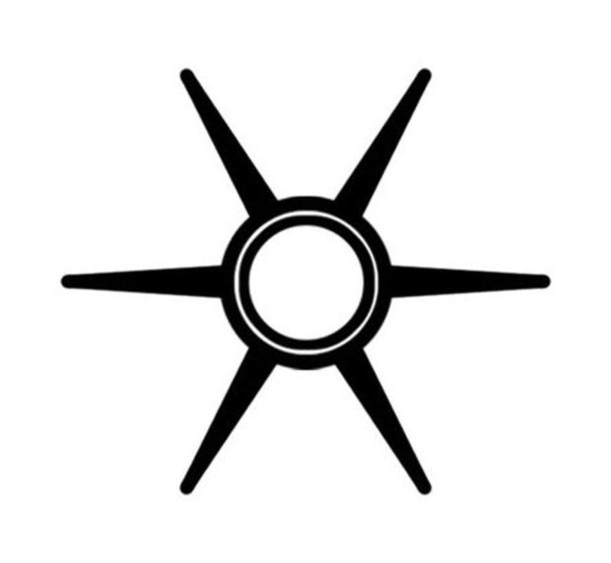 Parsun impeller 9.9 - 15 pk fourstroke