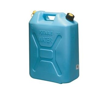 Exalto Tank 18.9 liter Blauw (5 Gallon)