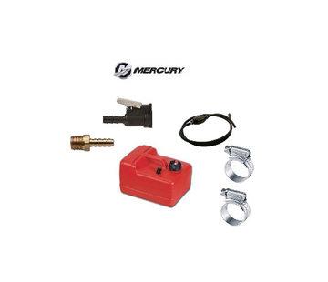 Exalto Brandstoftank Easterner voor Mercury 12 liter compleet