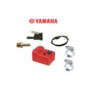 Brandstoftank voor yamaha 12 liter compleet