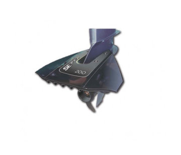 Se Sport hydrofoil SE SPORT 200 Trimvlak (zwart)