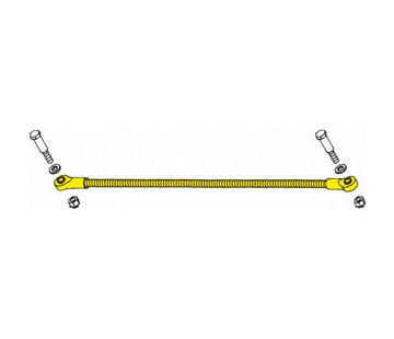 Allpa Universele Tie Bar Kit RVS