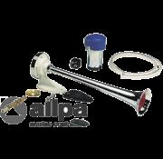 Scheepshoorn met Compressor 12 Volt